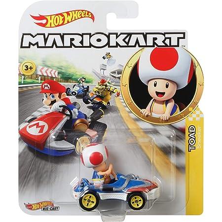 ホットウィール(Hot Wheels) マリオカート(MARIO KART) キノピオ スニーカー GBG30