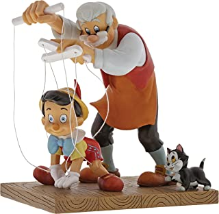 Disney Enchanting A29296 Little Wooden Head Pinocchio Figurine