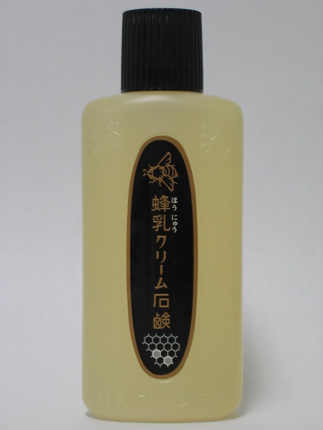 スロット詳細な逃げる蜂乳 クリーム石鹸 180ml