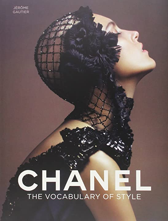 Chanel: the vocabulary of style book coco chanel 978-0300175660