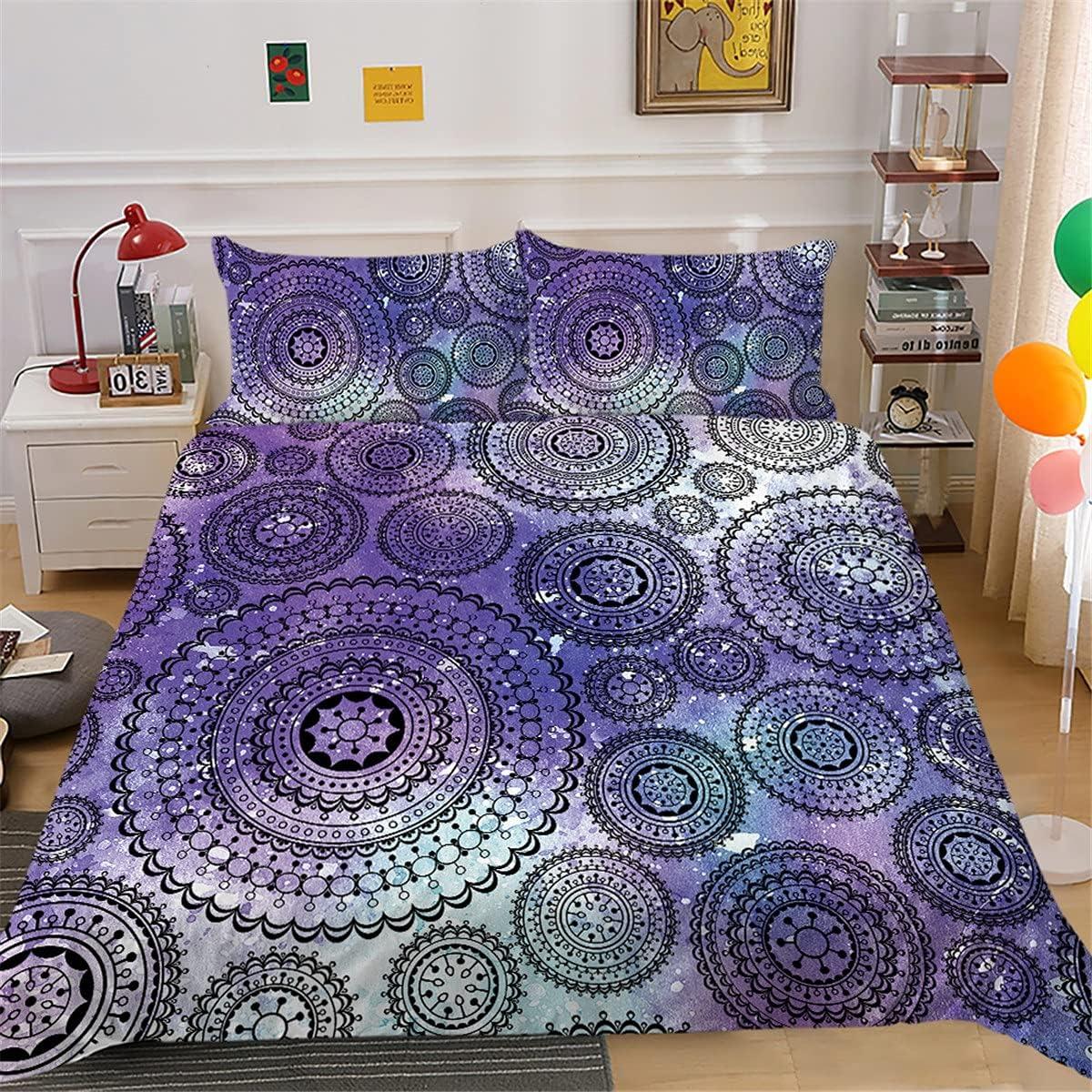 ZHAOH Three-Piece Fresno Mall Dedication Suit Bed Creative Design Art