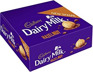 Cadbury Dairy Milk Hazelnut- 12 Pieces x 37 gm