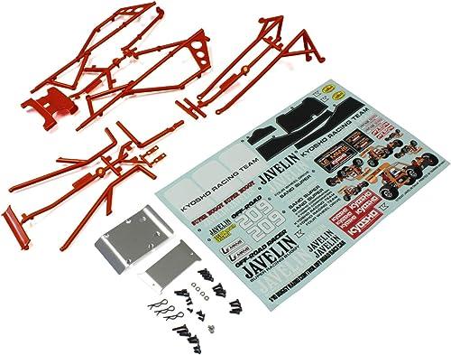 suministro directo de los fabricantes Kyosho Ueberrollbuegel Javelin - rojo rojo rojo  grandes ahorros