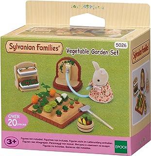 Sylvanian Families 5026 Vegetable Garden Set,Furniture