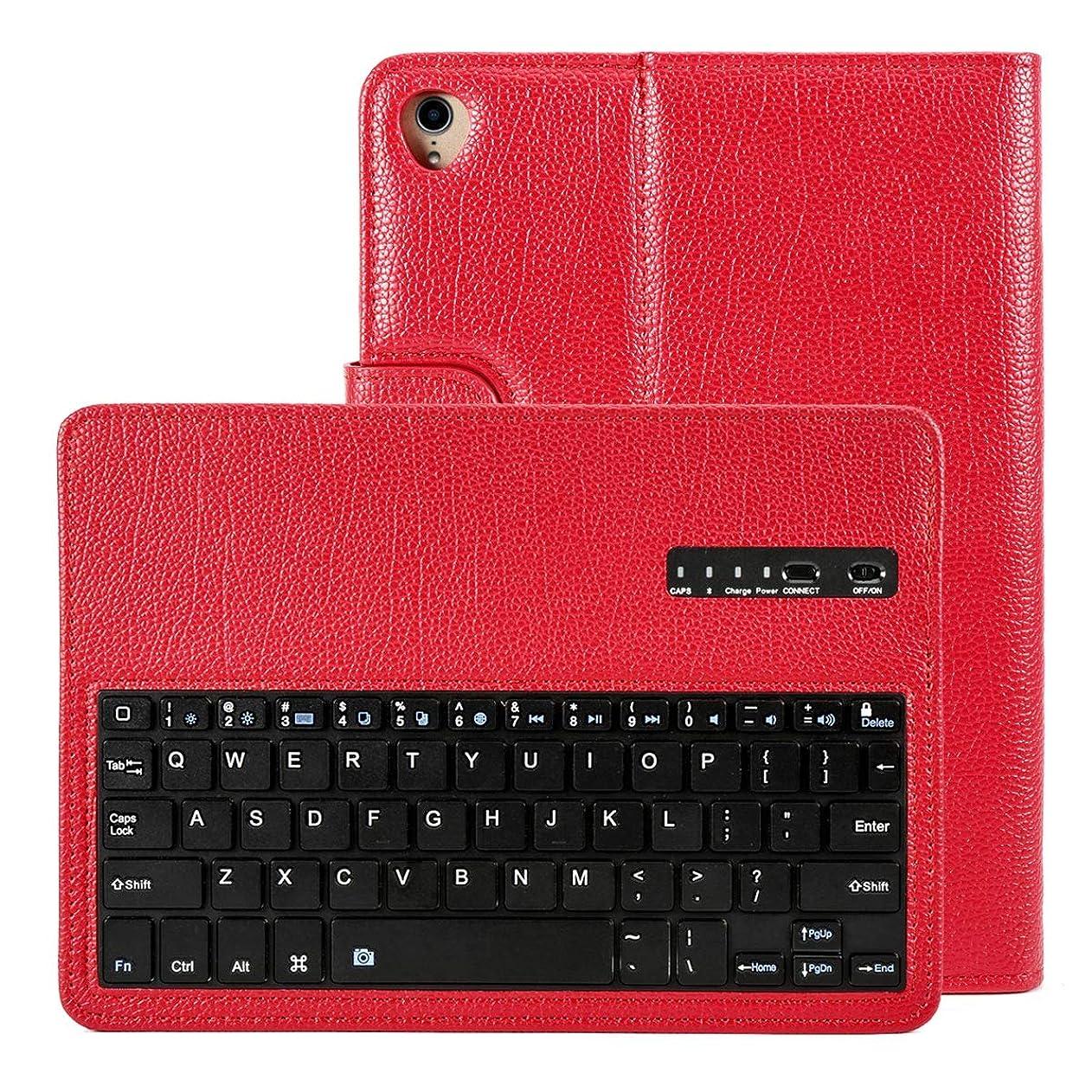 閉じるキー性的iPad Pro 12.9 Inch 2018 シェル, 置換 Man Man バック カバー 保護 シェル ?と Man の iPad Pro 12.9 Inch 2018 (Red)