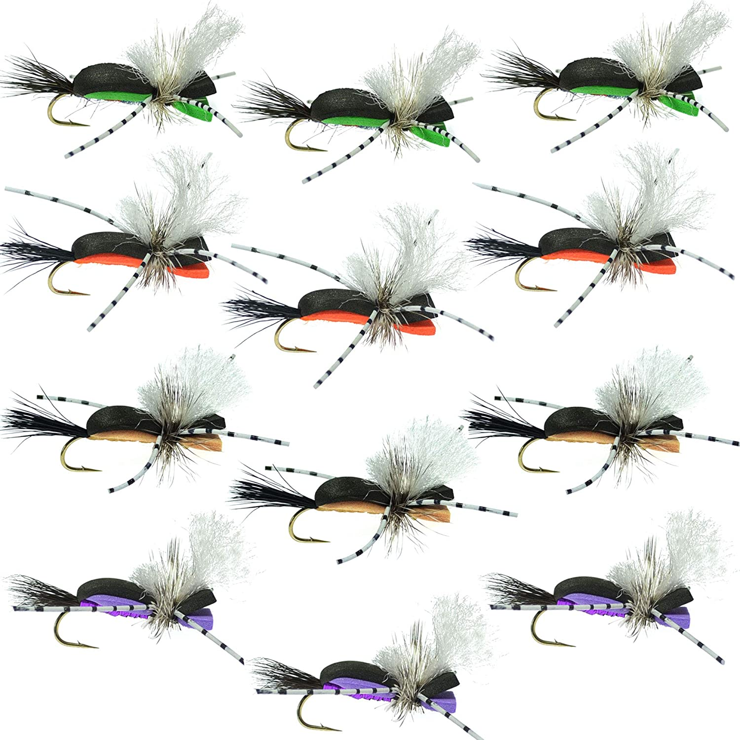 The Fly Fishing Lowest price challenge Place Hippie Stomper Collection Discount is also underway Bo 4 Foam Colors