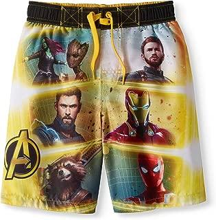 Comics Avengers Infinity War Swim Trunk