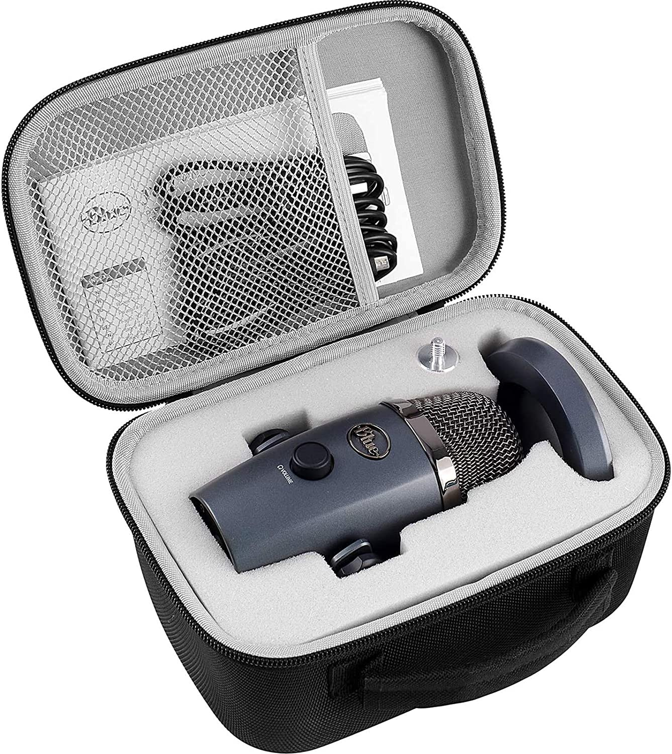 Microphone Case Compatible Mail order with Blue Nano Yeti Gifts Mic Premium USB