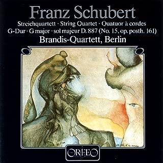 Schubert: String Quartet No. 15 in G Major, Op. 161, D. 887