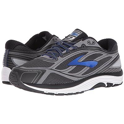 Brooks Dyad 9 (Asphalt/Electric Brooks Blue/Black) Men