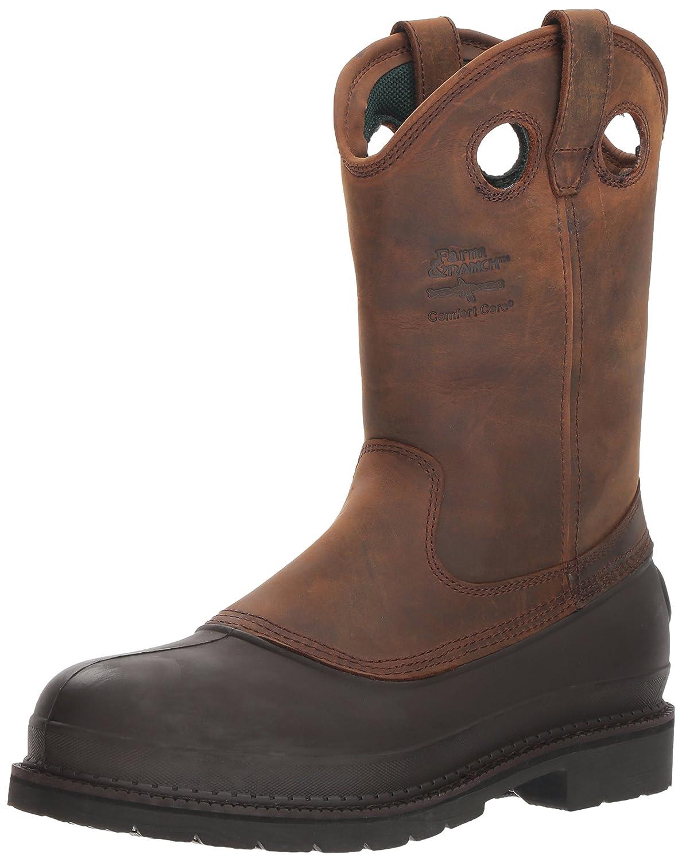 [Georgia] Boot メンズ US サイズ: 11 2E US カラー: ブラウン