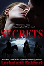 Secrets (Finding Love ~ The Outsider Series Book 4) (English Edition)