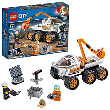 LEGO City Rover Testing Drive 60225 Building Kit (202 Pieces)