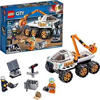 LEGO City Rover Testing Drive 60225 Building Kit, New 2019 (202 Pieces)