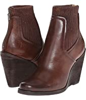 Frye - Carrie Scrunch Back Zip