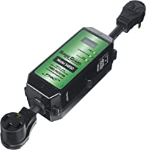 Surge Guard 34850 Portable Model with LCD Display - 50 Amp