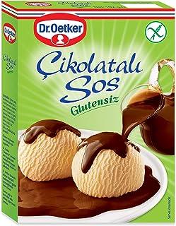 Dr. Oetker Glutensiz Çikolatalı Sos 128 gr