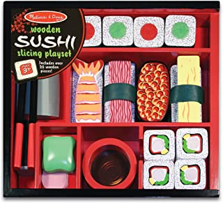 Best wooden sushi toy set Reviews