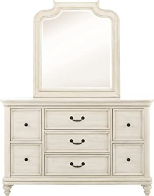 Right2Home Pulaski Madison Youth Dresser with Mirror