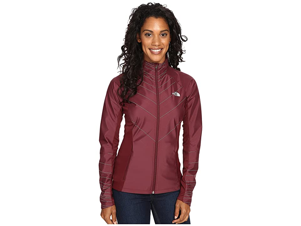 The North Face Isotherm Jacket (Deep Garnet Red (Prior Season)) Women