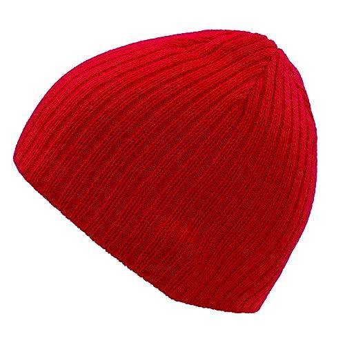 4sold Unisex Men Boys Womens Girls Winter Hat Wool Knitted Beanie Fleece Cap  SKI Snowboard Hats 1cc1c18f0cc