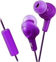 JVC HAFR6V Gumy Plus Headphones (Violet)