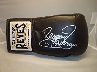 Manny Pacquiao Signed Cleto Reyes Boxing Glove Beckett BAS COA Autographed 1H - Beckett Authentication