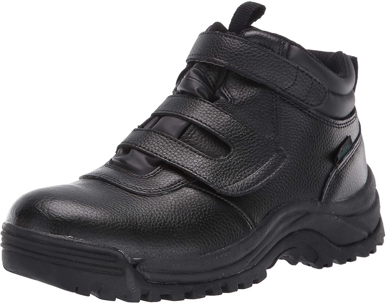 Propet Men's Cliff Walker Strap 7 Sales for sale Boot Choice Hiking Black