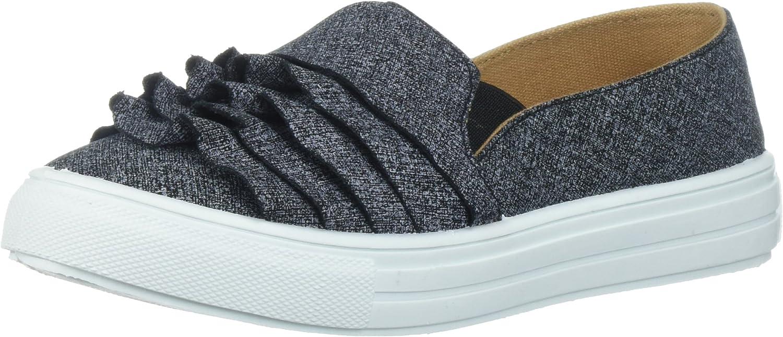 Qupid Womens Reba-162b Fashion Sneaker