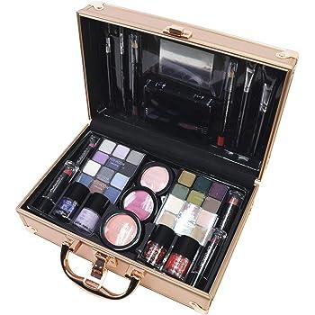 The Color Workshop The Color Workshop – Beauty Expert Beauty Book – Estuche de maquillaje adulto – Cruelty Free – Sombras de Ojos – Blush – Poudres – ral- Ferroviario: Amazon.es: Belleza