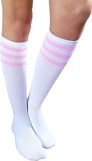 Women Casual Knee High Tube Socks Mid-Calf Socks Costume Cosplay Socks Girls Novelty Socks
