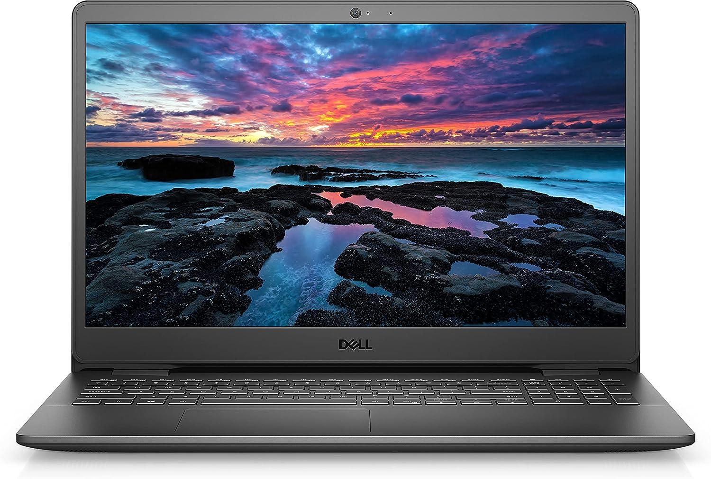 2021 Newest Dell Inspiron 3000 Laptop, 15.6 HD Display, Intel Celeron N4020 Processor, 8GB DDR4 RAM, 128GB PCIe SSD, Online Meeting Ready, Webcam, WiFi, HDMI, Bluetooth, Win10 Home, Black