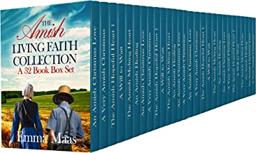 The Amish Living Faith Collection: A 32 Book Box Set