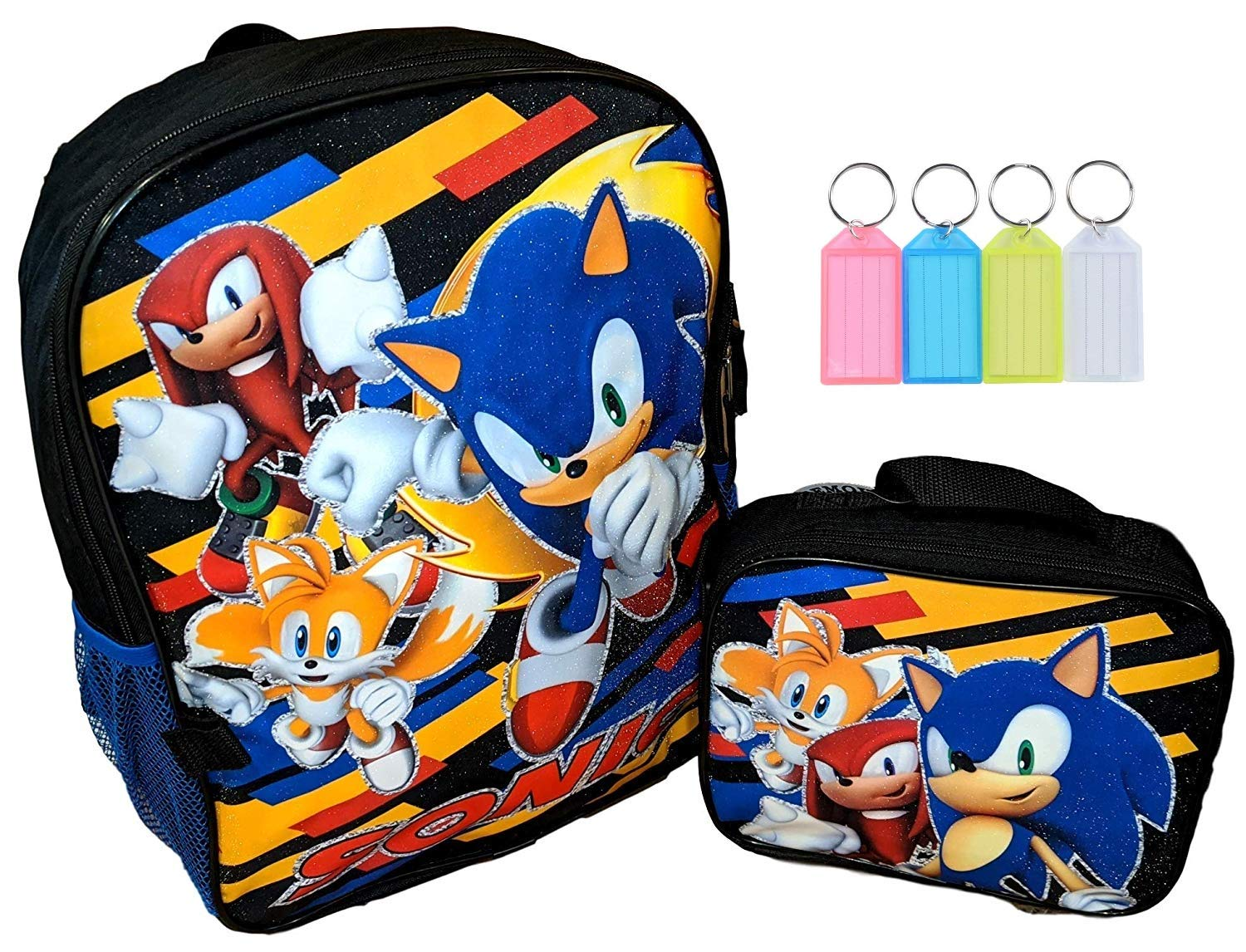 Sonic The Hedgehog 16 Inch Backpack School Supplies Set For Kids Buy Online In Bahamas F A B Products In Bahamas See Prices Reviews And Free Delivery Over Bsd80 Desertcart