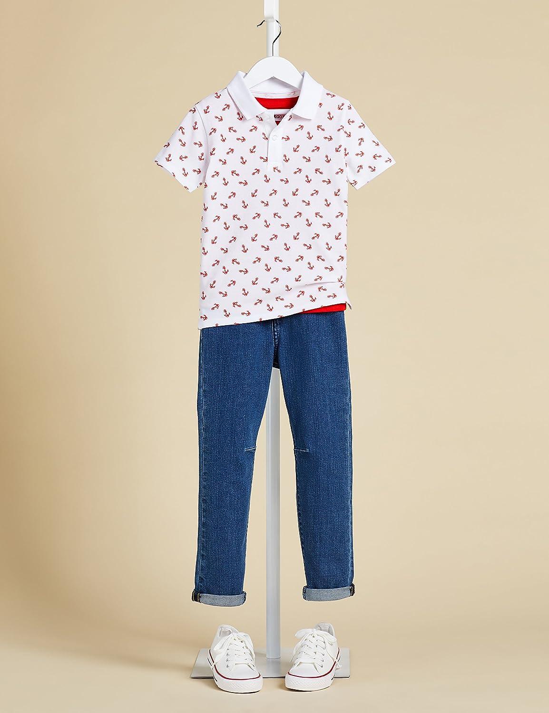 RED WAGON Polo con Stampa Bambino Marchio
