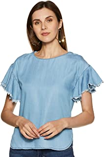 AKA CHIC Women's Loose fit Top