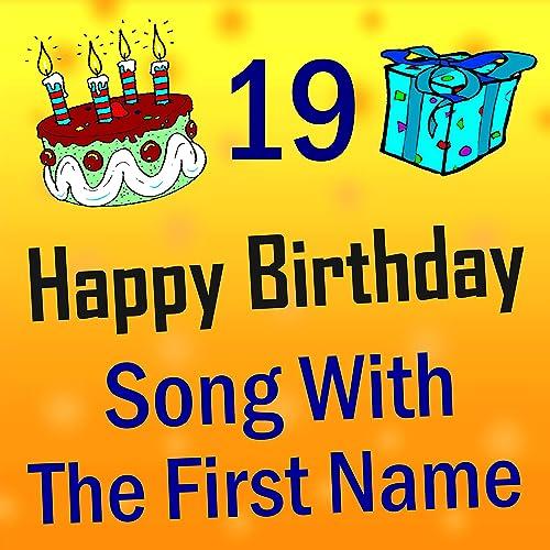 Marvelous Happy Birthday Song By Happy Birthday On Amazon Music Amazon Co Uk Funny Birthday Cards Online Fluifree Goldxyz