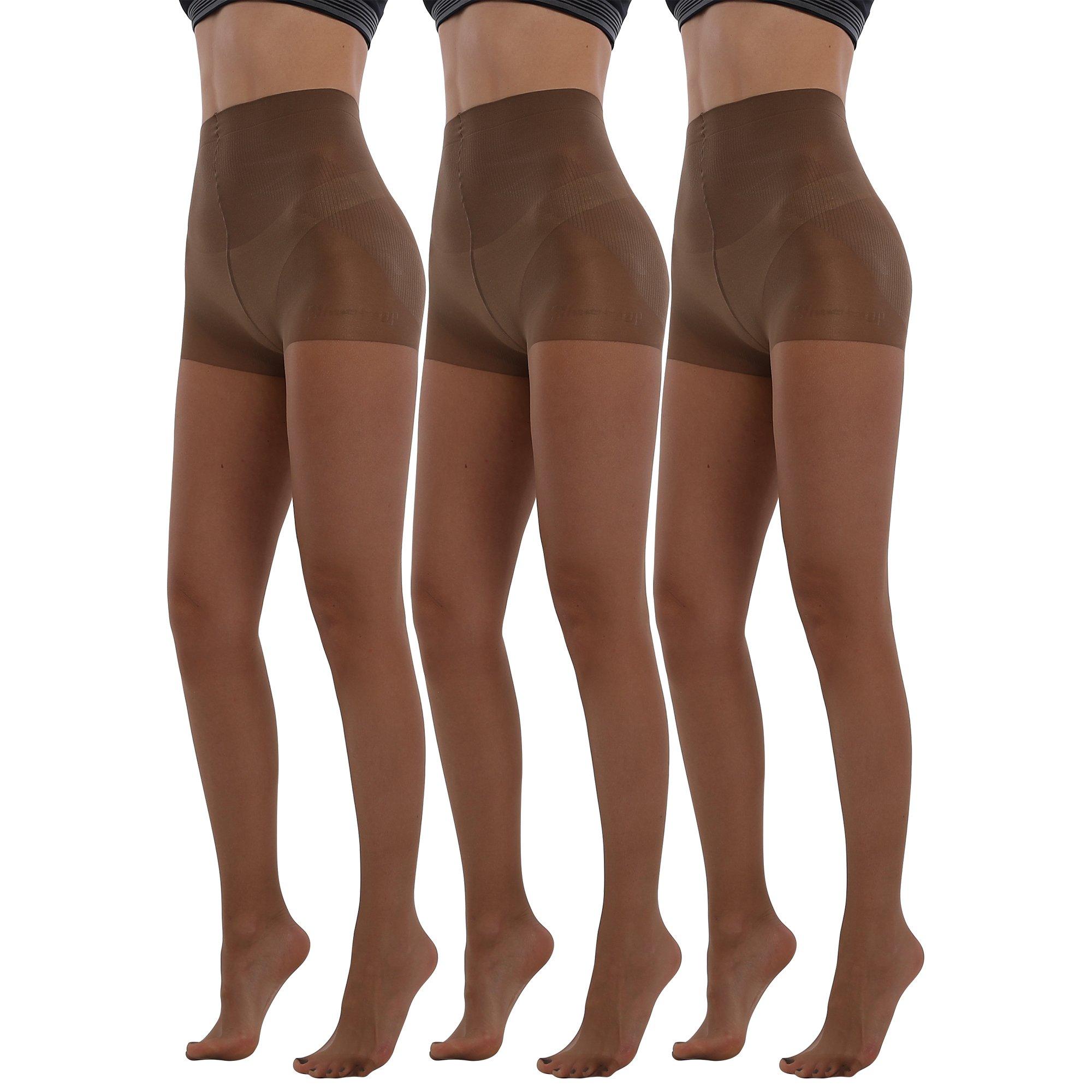 BONAS Pantyhose Denier Control Stockings