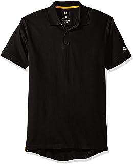 Caterpillar Men's Classic Cotton Polo Shirt