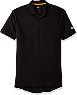 Men's Classic Cotton Polo Shirt