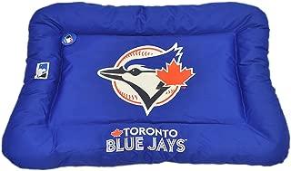 Protect Me Alert Series MLB Blue Jays Dog Bed
