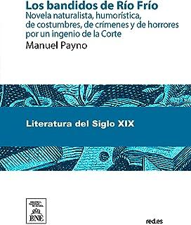 Libro electrónico gratis:<br>Manuel Payno Los bandidos de Río Frío