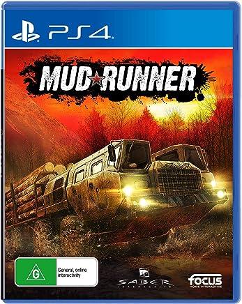 Mudrunner (PlayStation 4)