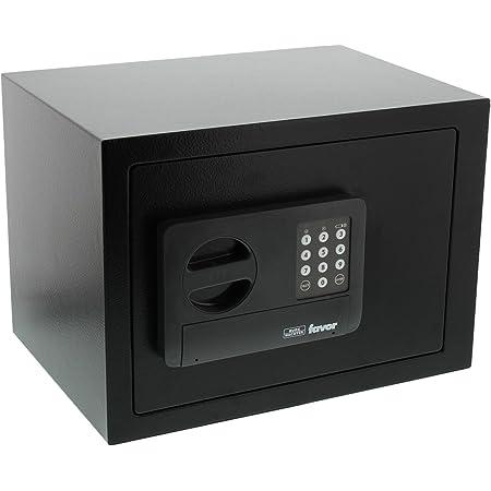 Amazon Basics Tresor 14 L Schwarz Baumarkt