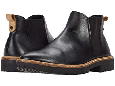 ECCO Incise Tailored Chelsea Boot (Black) Women