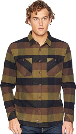 Colder Winds Long Sleeve Flannel Shirt