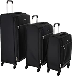 AmazonBasics Softside Trolley Luggage