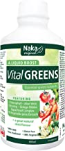 NAKA HERBS & VITAMINS Rso Vital Greens, 450 ML