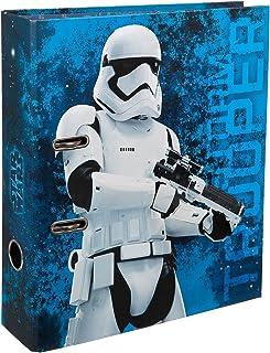 Undercover SWMK0630 - segregator szkolny A4 Star Wars