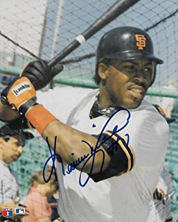 Kevin Mitchell San Francisco Giants signed autographed, 8x10 Photo, COA will be included.